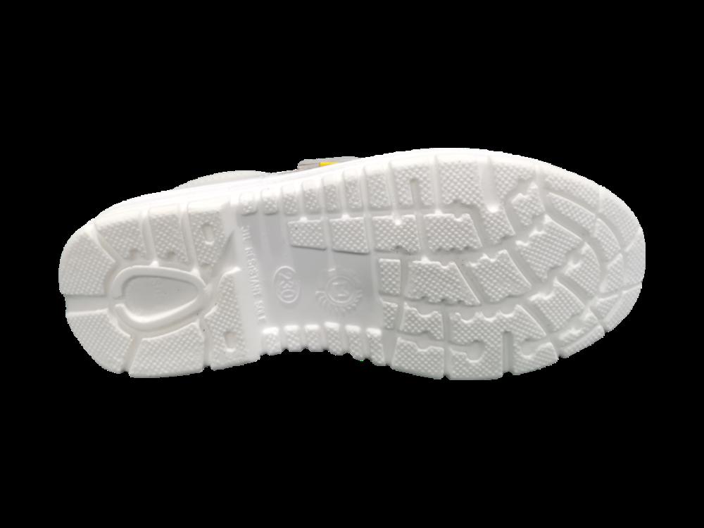 白色防静电劳保鞋