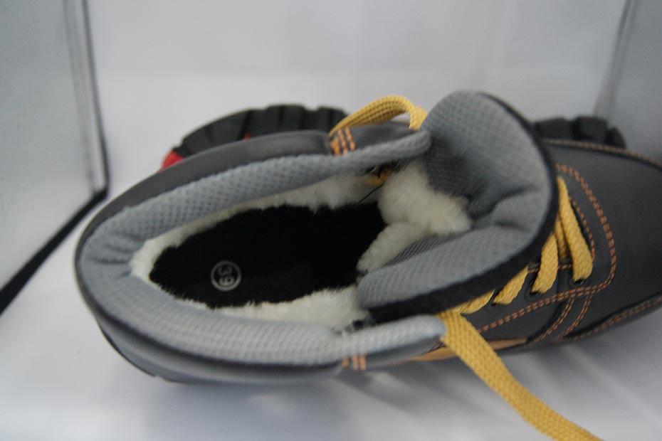 男士冬季劳保鞋棉鞋